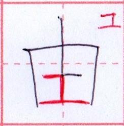 ユ【由】カタカナの元の漢字